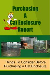 Purchasing a Cat Enclosure eBook